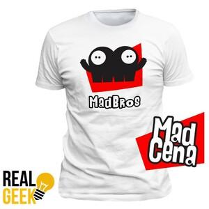 Šílené tričko MadBros