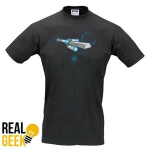 Spaceship Tričko