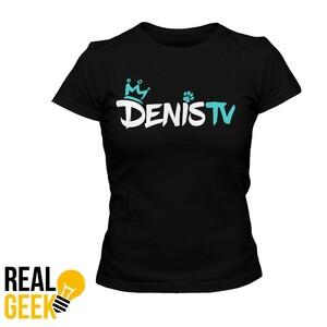 Tričko DenisTV Dámské