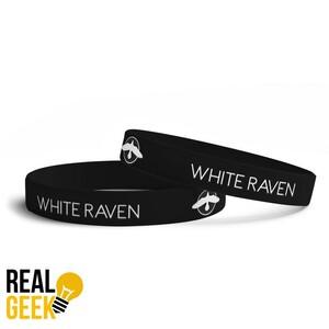 Náramek White Raven