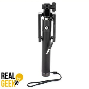 Teleskopický monopod pro telefony a akční kamery
