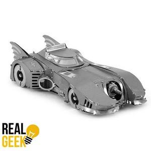3D ocelová skládačka Auto