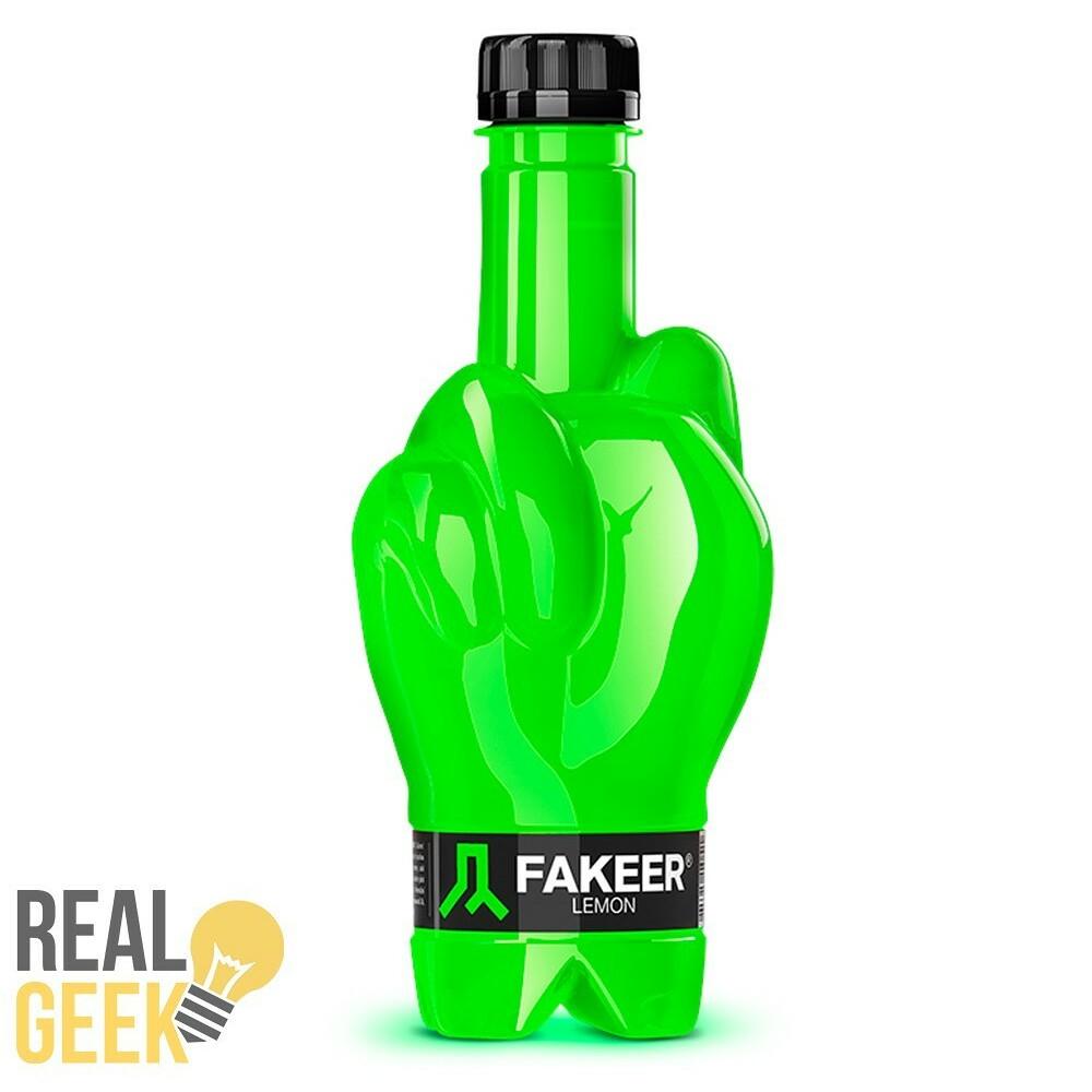 Limonáda Fakeer - Citrón