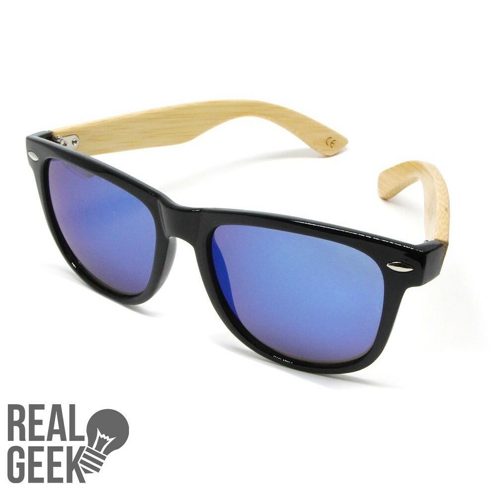 Sluneční brýle Real Geek dřevěné