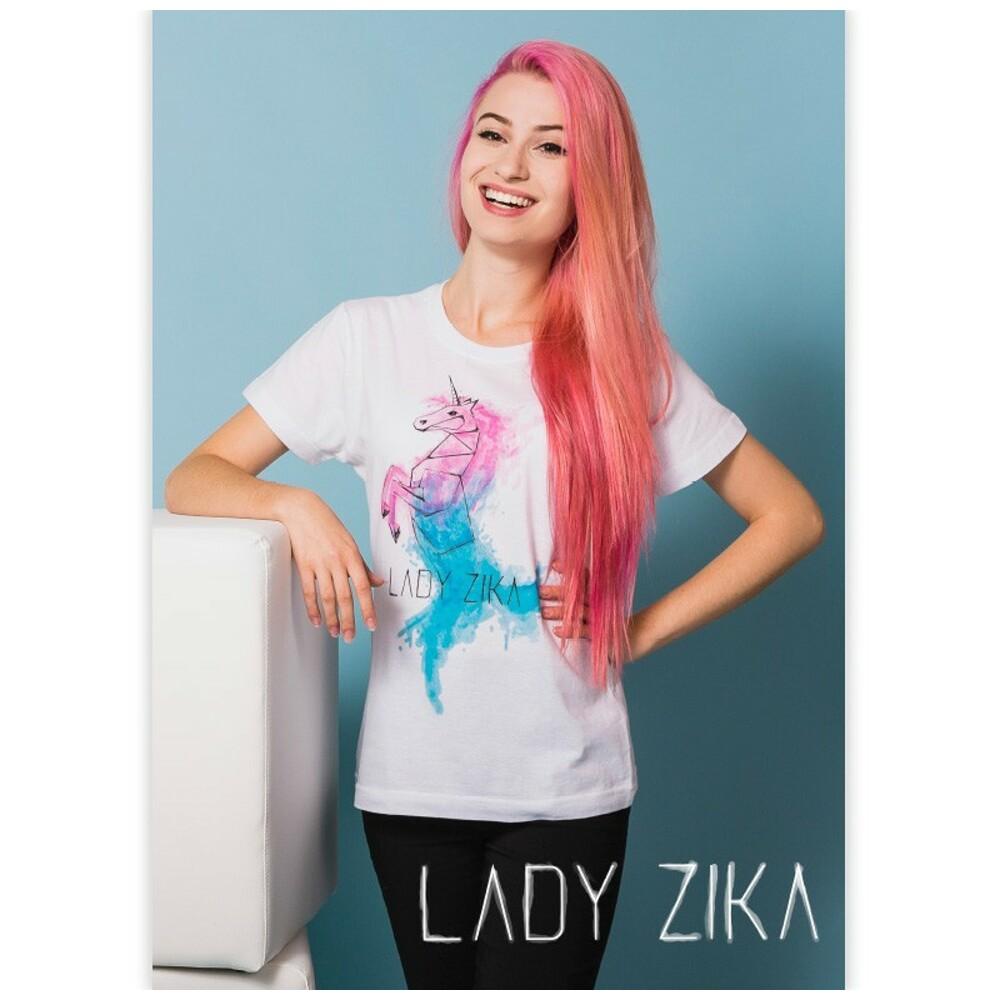 Plakát Lady Zika