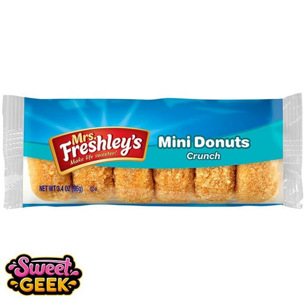 Mrs. Freshleys Crunch Mini Donuts