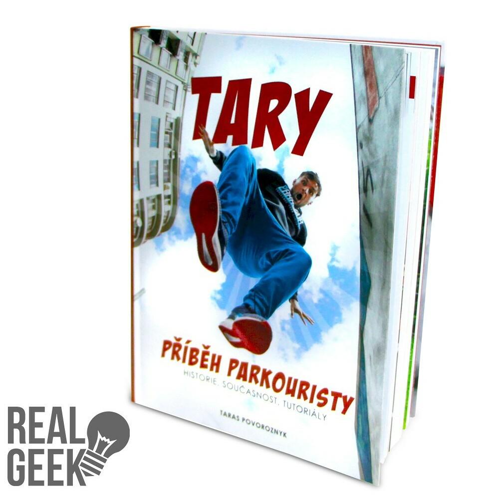 Kniha Tary: příběh Parkouristy