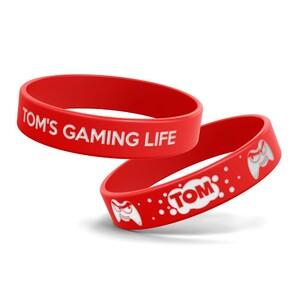 Náramek Tom Červený