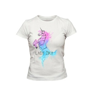Tričko Lady Zika Unicorn holčičí
