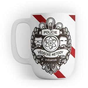 Hrnek Policie vědecké metody