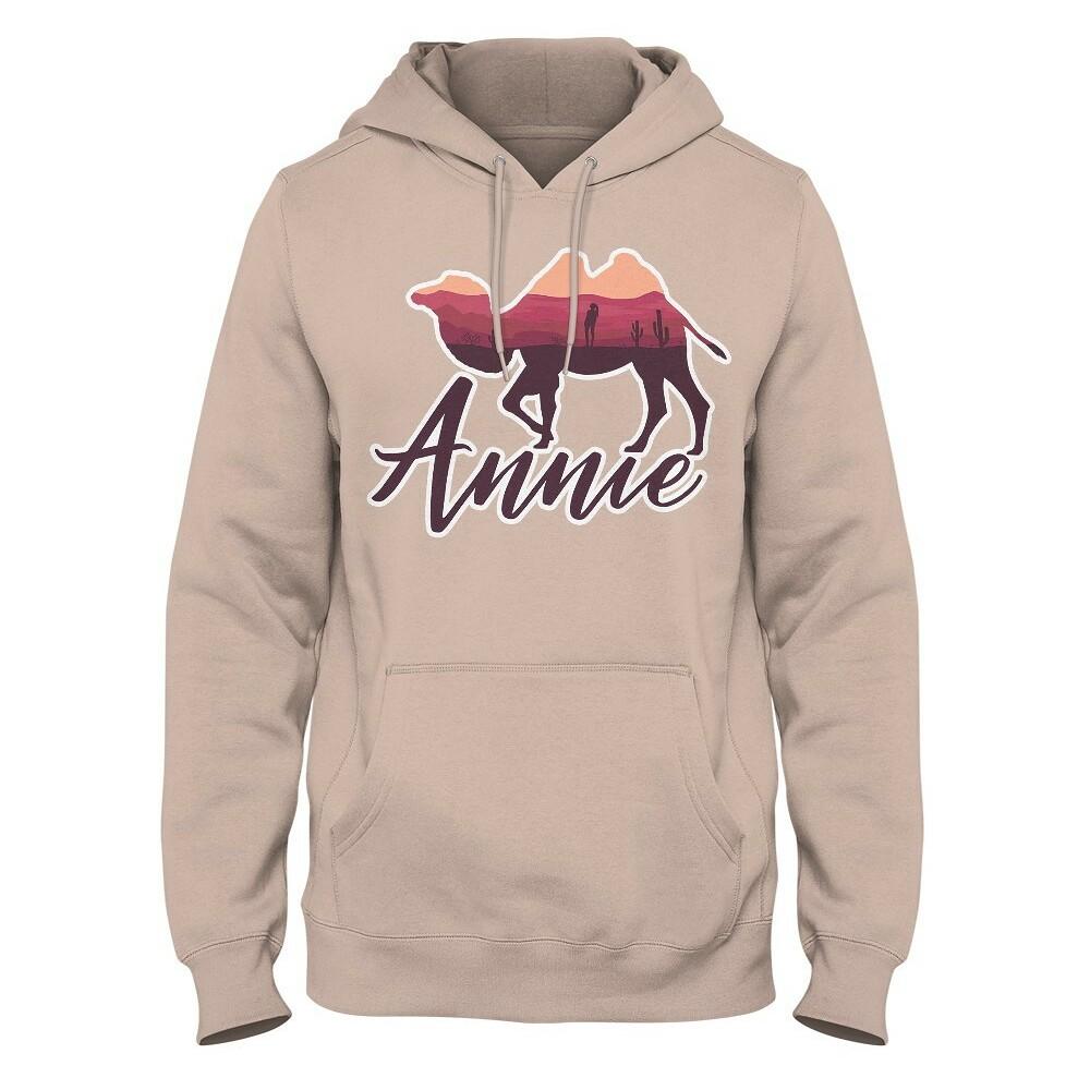 Mikina Annie Camel
