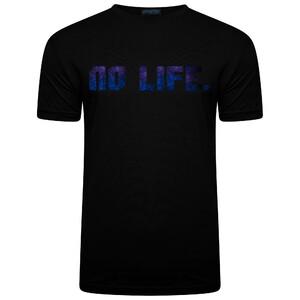 Tričko Wedry No Life Černé