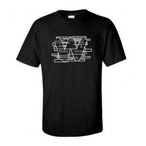 Tričko Wedry W Černé