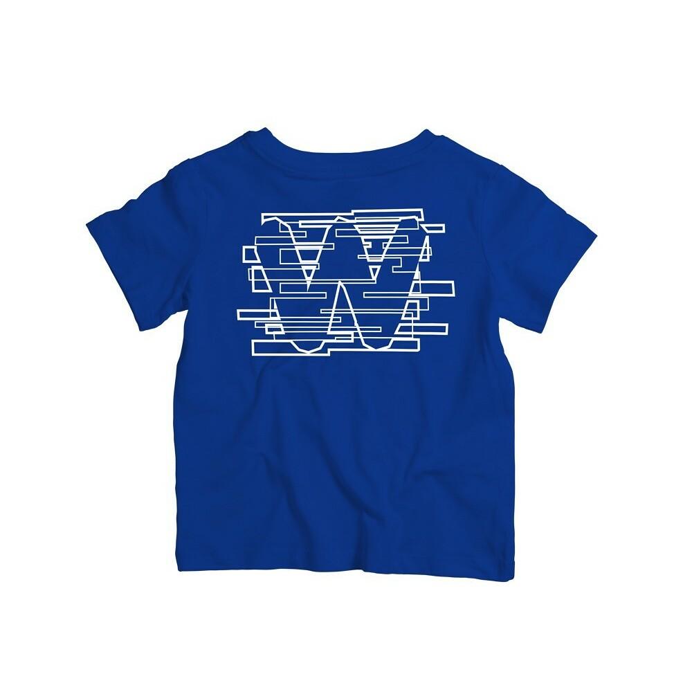 Dětské tričko Wedry W Modré