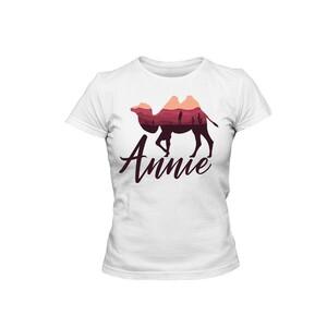 Holčičí Tričko Annie Camel