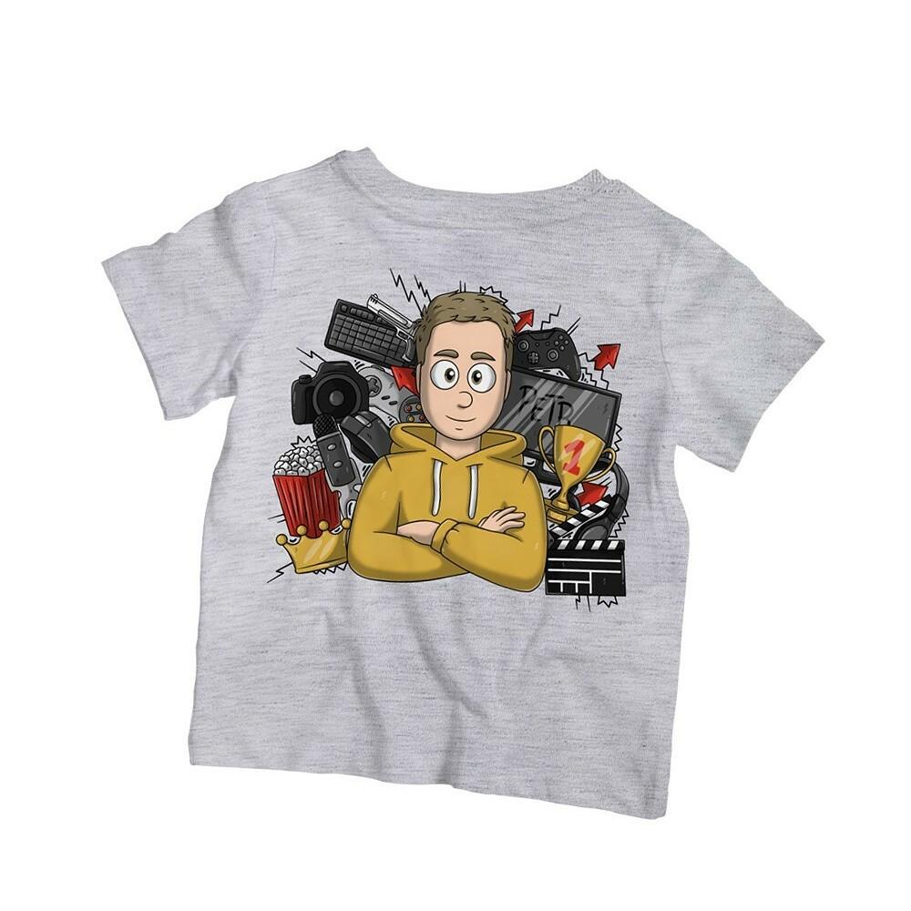Dětské tričko PETR.
