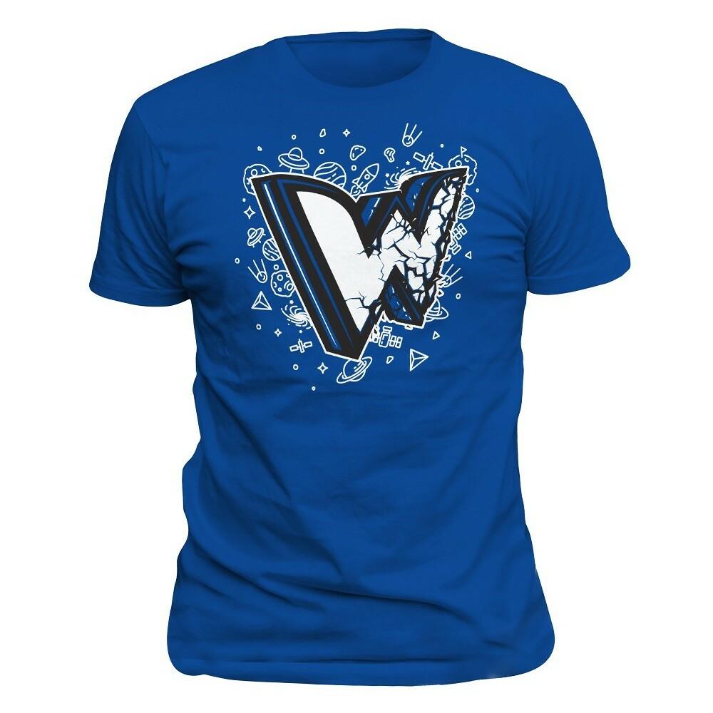 Tričko Wedry Blue