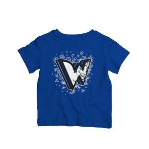 Dětské tričko Wedry Blue