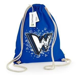 Vak na záda Wedry Blue Premium
