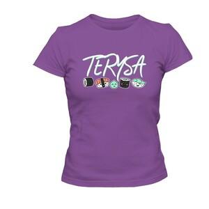 Tričko Terysa dámské