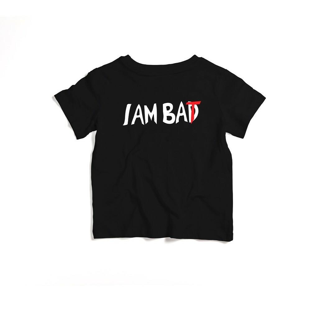 Dětské tričko Attack BAT černé