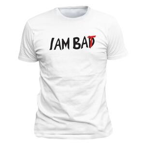 Tričko Attack BAT bílé