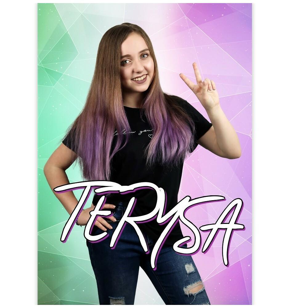 Plakát Terysa