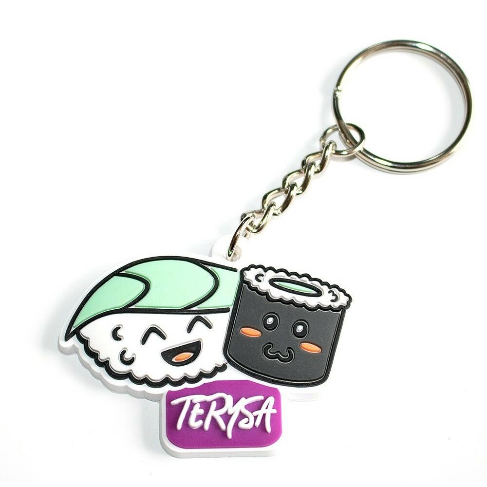 Přívěšek na klíče Terysa
