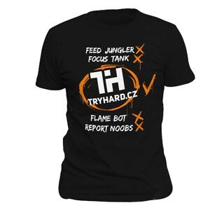Tričko TRYHARD